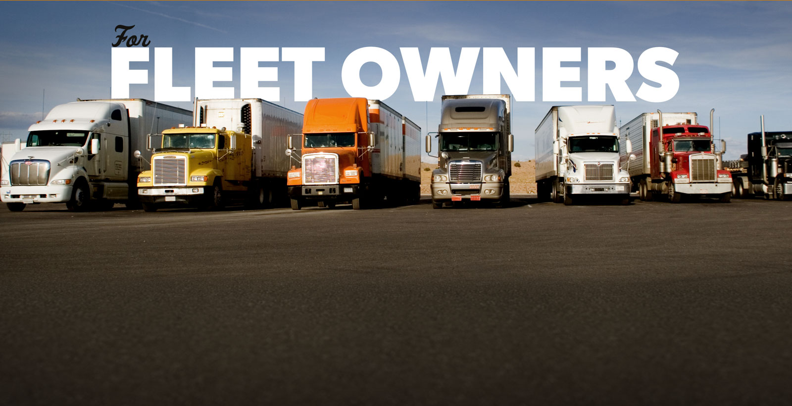 Industry-Experienced Freight Factoring for Fleet Owners